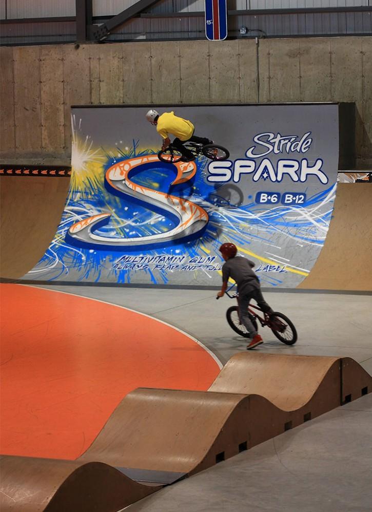 Stride Spark Park<br>| Cadbury |